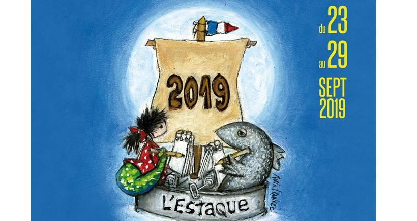Festival international du dessin de presse de l'Estaque 2019