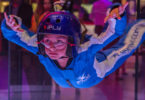 Ifly, bouc-bel-Air, chute libre indoor