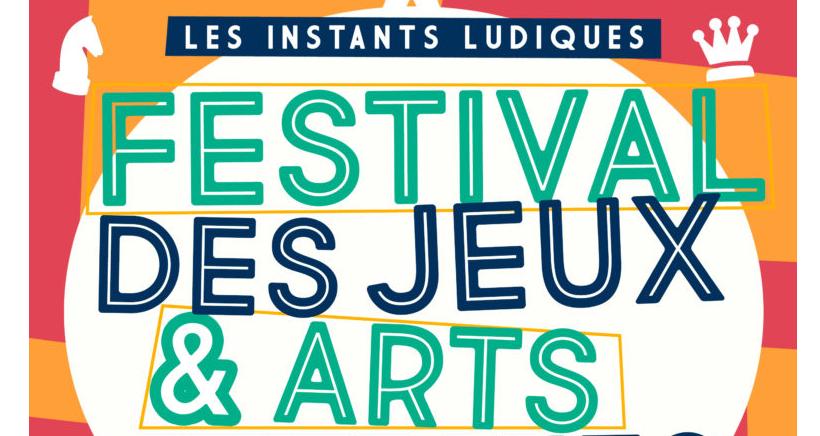 Festival les Instants ludiques à Aix en Provence