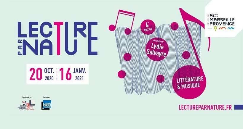 Lecture par nature 2020 Marseille