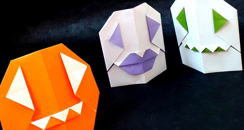 Atelier Origami Halloween