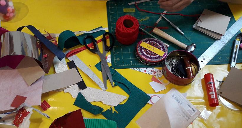 Atelier créatif pour les tout-petits