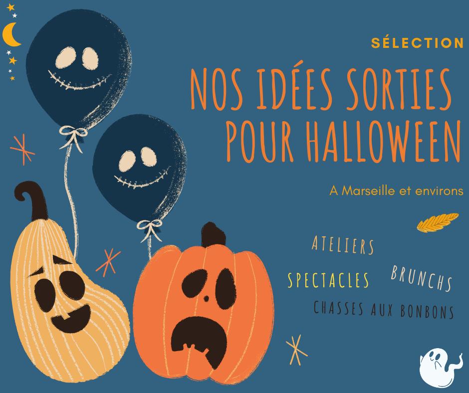 Ou feter Halloween à Marseille et ses environs