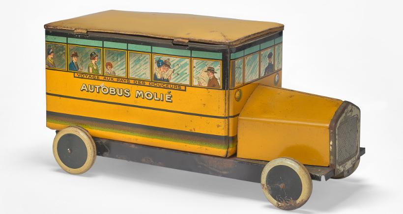 Massilia Toy exposition Mucem