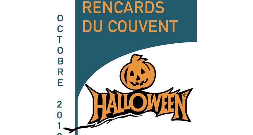 Halloween au Couvent Levat