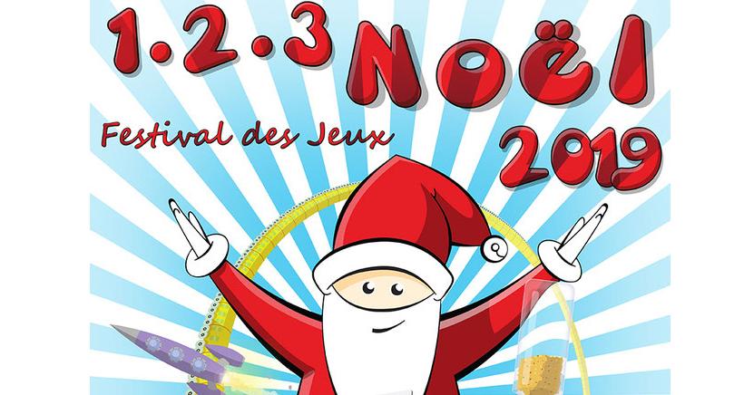 1, 2, 3 Noël endoume