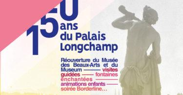 150 ans du Palais Longchamp