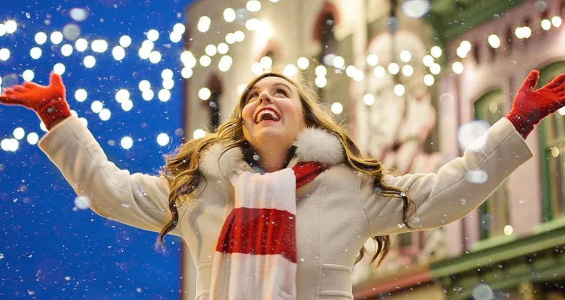 en attendant Noël le 22 décembre sous l'Ombrière à Marseille