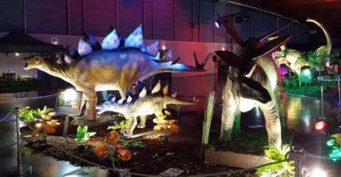 Le Monde des Dinosaures / Marseille