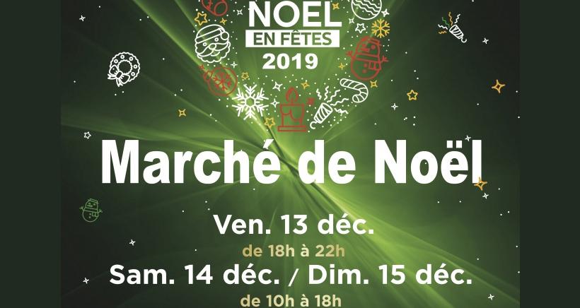 Marché de Noël mairie 11/12