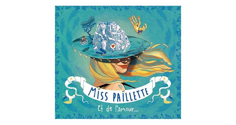 Miss Paillette en concert à Marseille