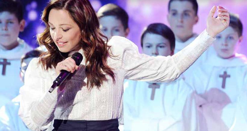 Natasha St-Pier chante Noël