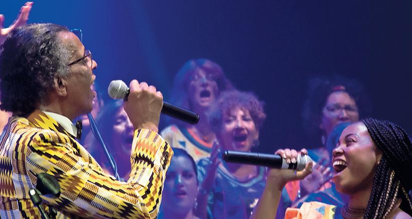 Noel Gospel à Marseille