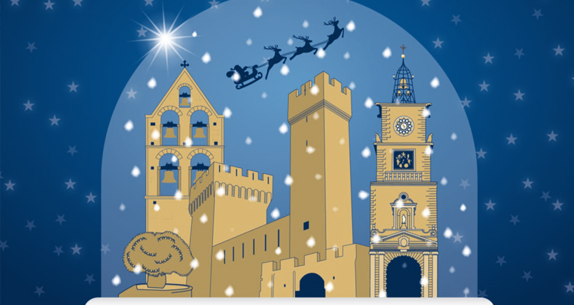 les festivités de Noël à Salon de Provence