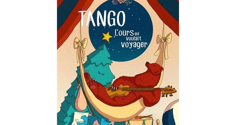 Tango, l'ours qui voulait voyager