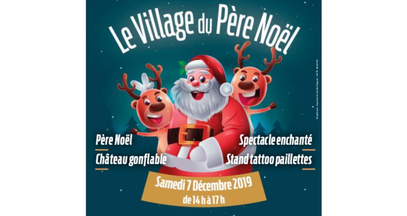 Le Village du Père Noele