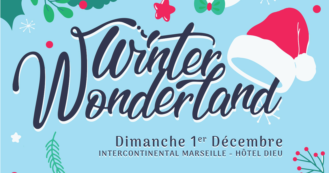 Winter Wonderland, une journée féerique à L'Intercontinental