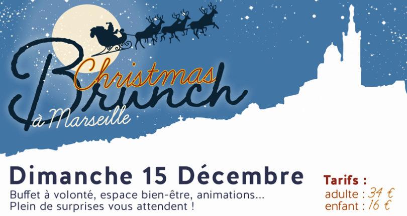 Brunch Christmas du Village Club du Soleil
