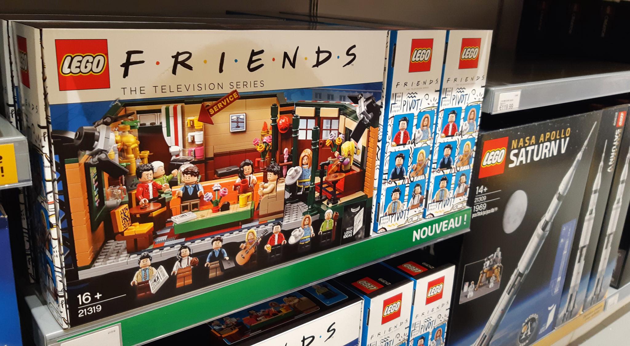 Ouverture du premier Lego store de Marseille