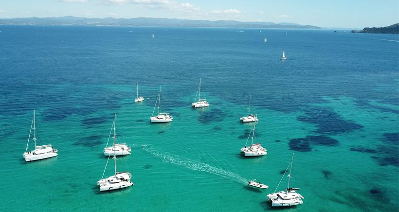 Vacances location de catamaran avec des enfants
