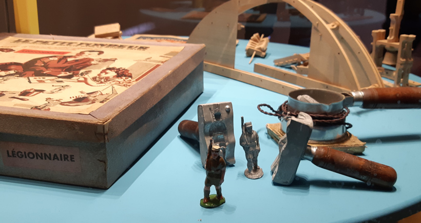 Massila Toy exposition au Mucem