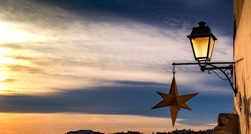 Noël aux Baux de Provence