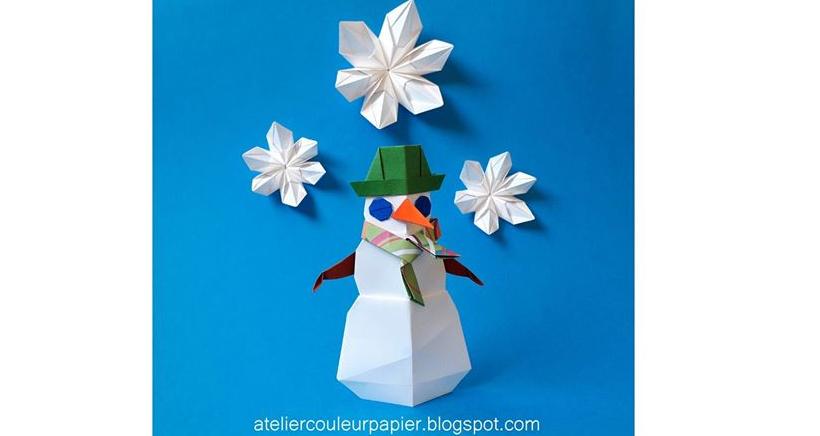 Atelier origami enfant à Marseille