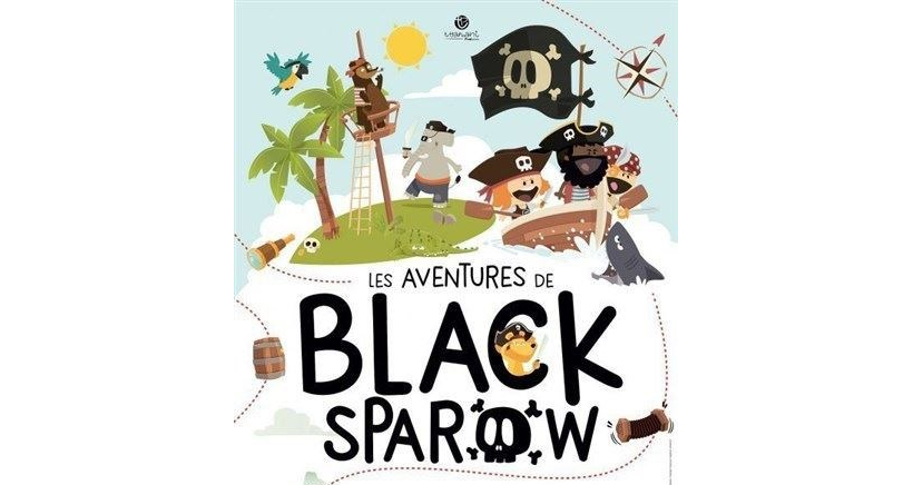 spectacle enfant Black Sparow