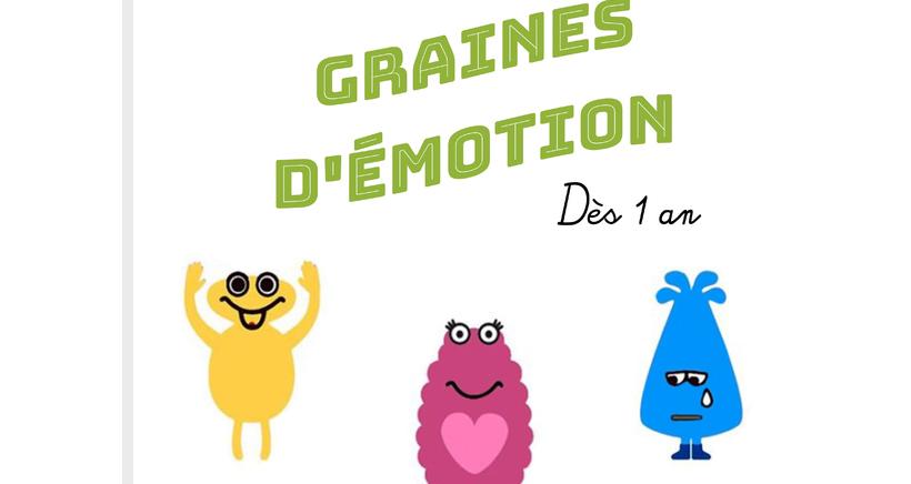 Graines d'émotion Théâtre, chansons et marionnettes