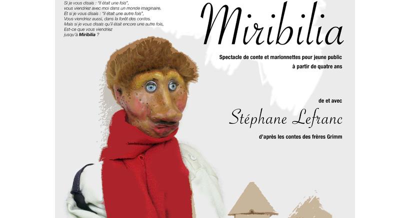 Spectacle de Marionnettes par la Cie du Funambule dès 4 ans