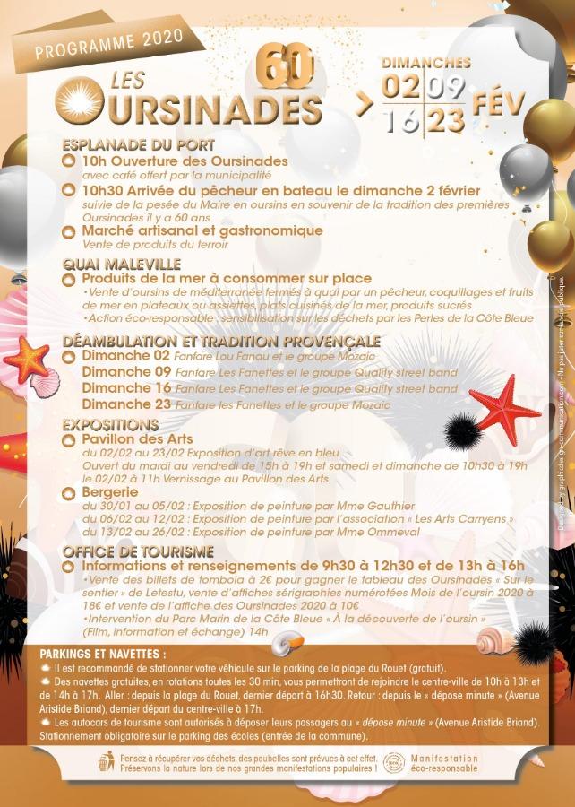 Oursinades Carry-le-Rouet