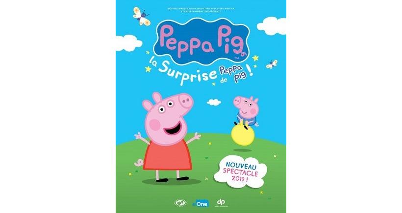La surprise de Peppa Pig au Silo de Marseille
