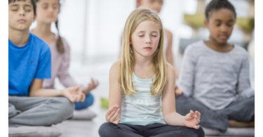 Stage de yoga pour enfants