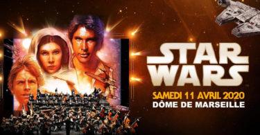 Star Wars en ciné-concert : Un nouvel espoir