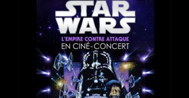 Star Wars- L'empire-contre attaque en ciné-concert