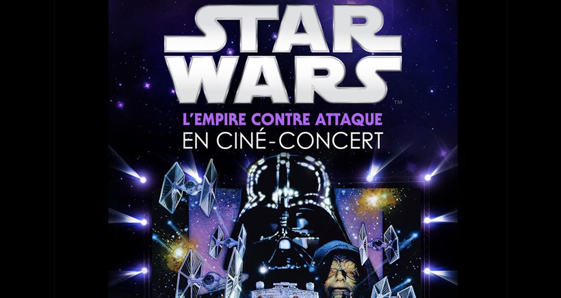 Star Wars- L'empire-contre attaque en ciné-concert