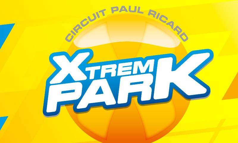 Xtrem Park circuit le Castellet