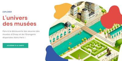 Mo l'univers des musées en ligne