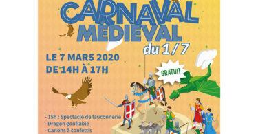 Carnaval Médiéval au Théâtre Silvain
