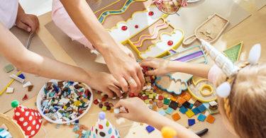 Des idées d'activités créatives à faire à la maison
