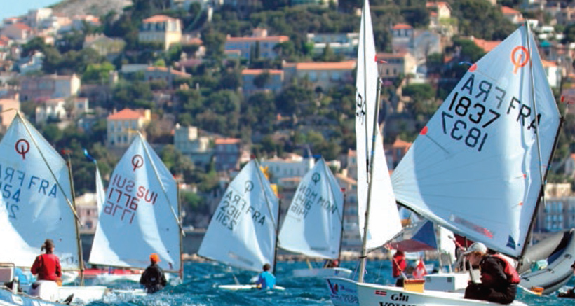 Base nautique municipale Marseille