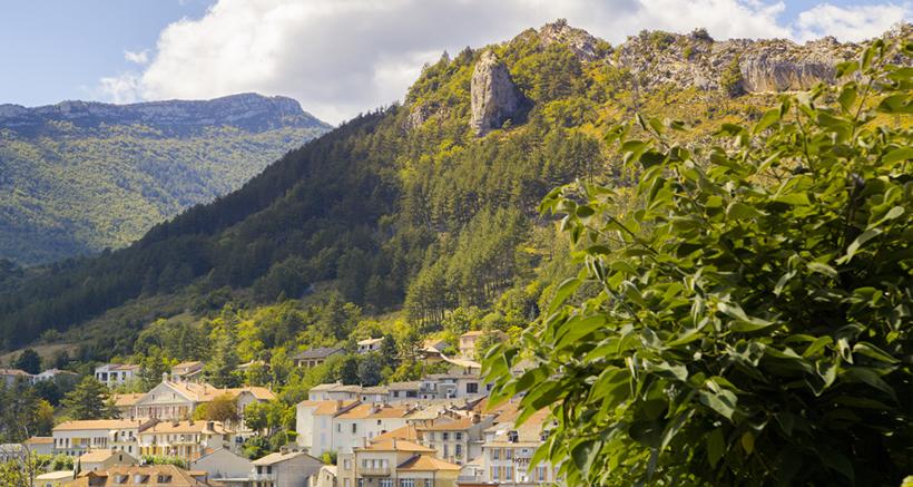 Randonnées équestres dans le massif de la Sainte-Baume