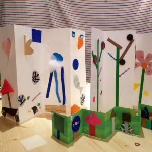 Atelier création de livre tactile pour les bébés et enfants de 18 mois à 4 ans