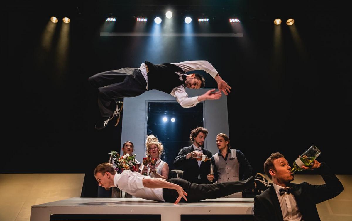Machine de Cirque à Aix en Provence