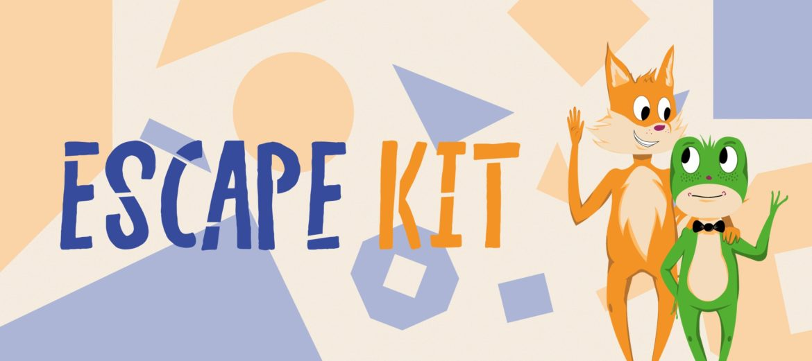 Escape Kit, un escape game à la maison