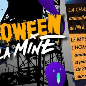 Halloween au Musée de la mine