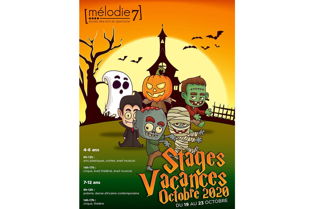 Stages Vacances Mélodie 7