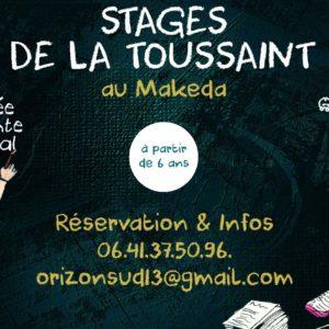 Stages de La Toussaint, je crée un conte musical