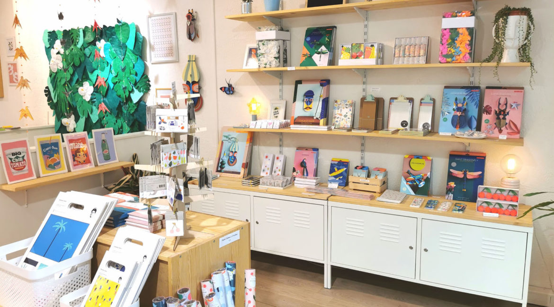 Paper-back le concept-store autour du papier à Marseille
