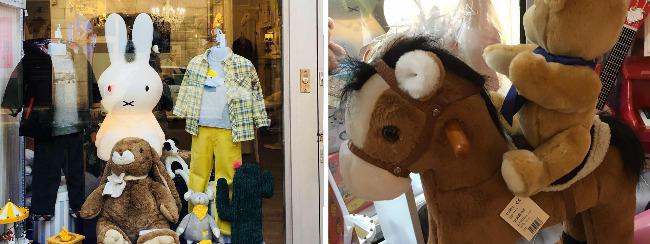 Boutiques de jouets à Marseille